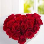 Bu Kalp Senin Kırmızı Güller